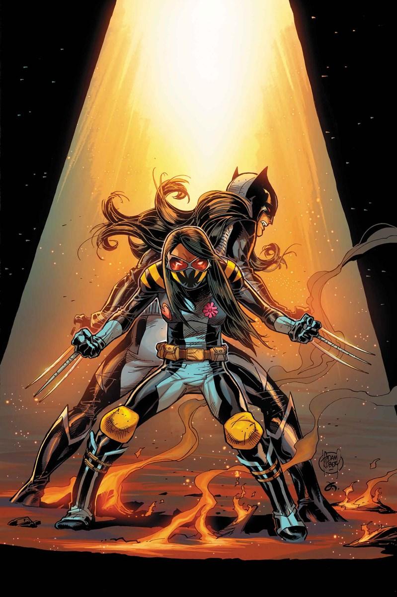 All-New Wolverine #20, copertina di Adam Kubert