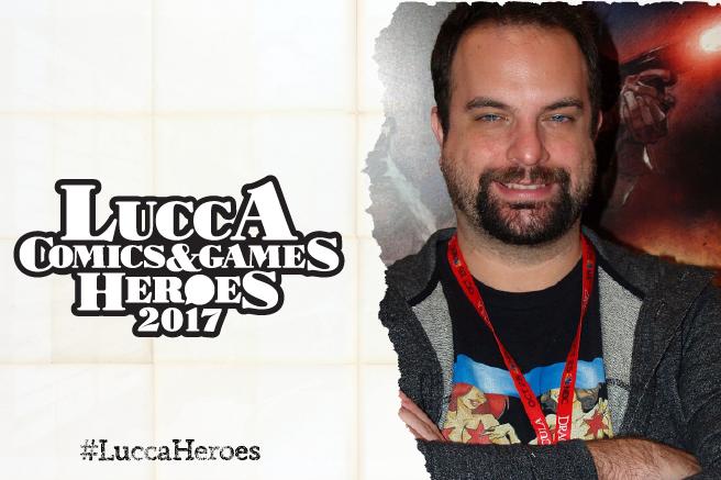 Tim Seeley a Lucca Comics & Games 2017
