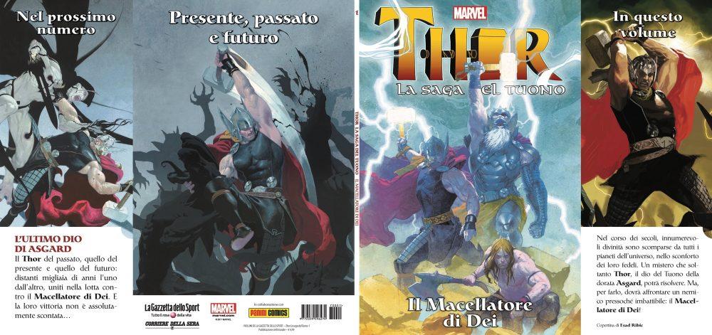 Thor – La saga del tuono 1