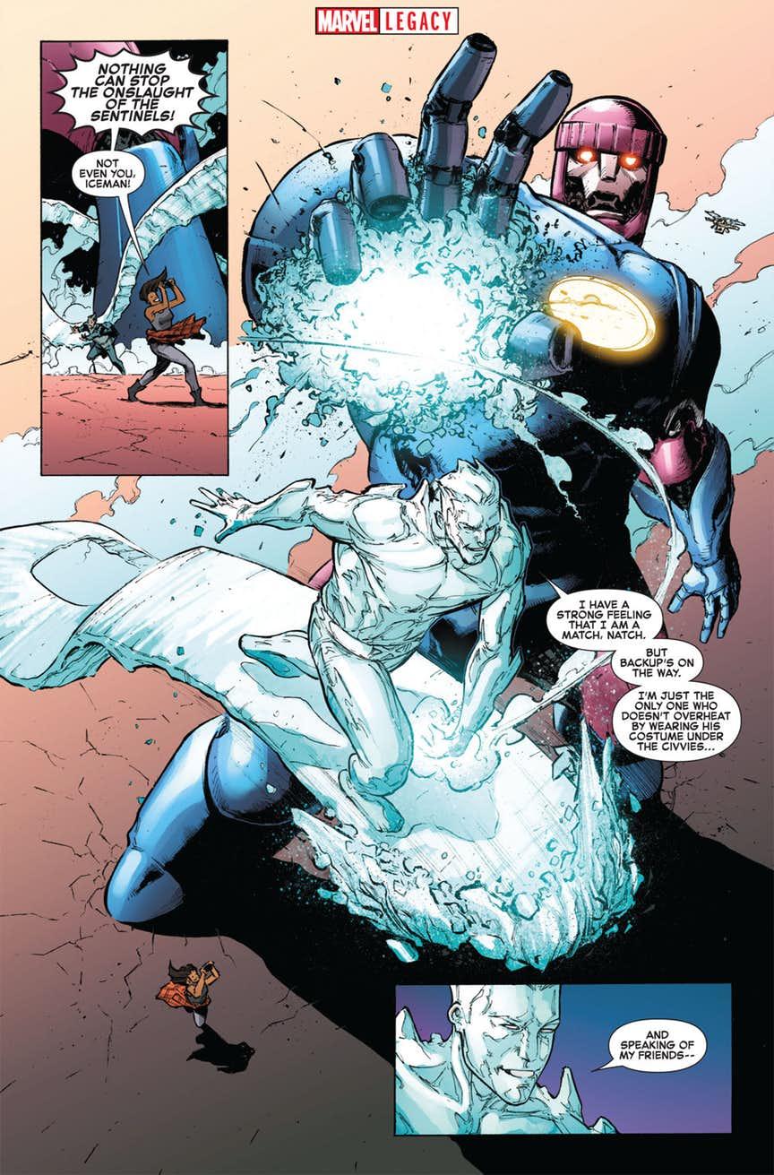 Iceman #6, anteprima 01