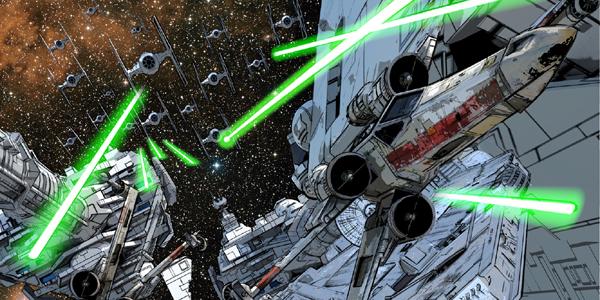 Star Wars Mike Mayhew