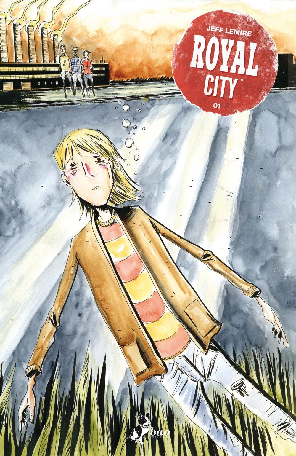 Royal City vol. 1, di Jeff Lemire - BAO Publishing