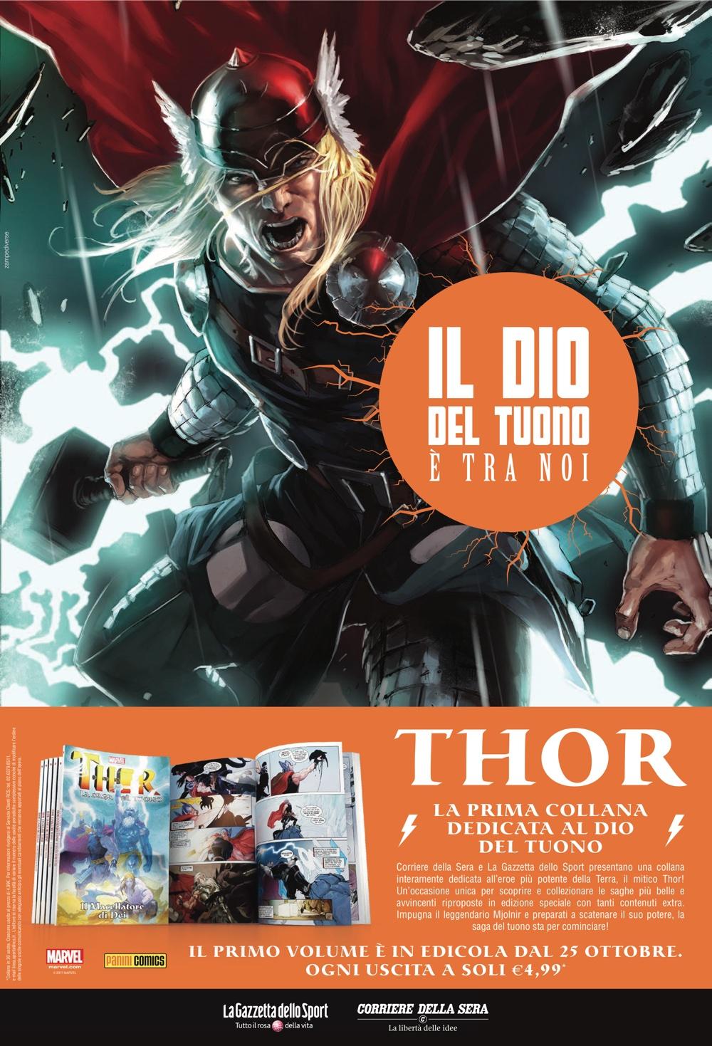 Thor – La saga del tuono