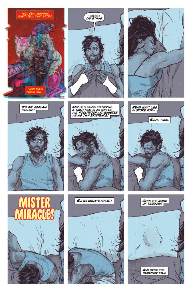 Mister Miracle #3, anteprima 01