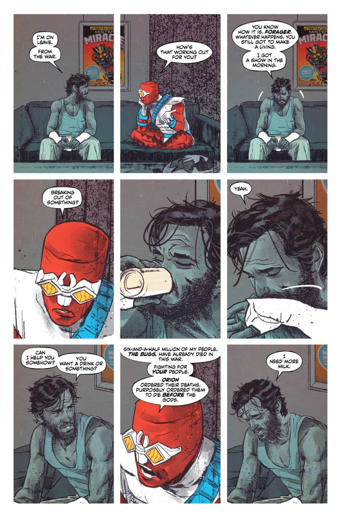 Mister Miracle #3, anteprima 03
