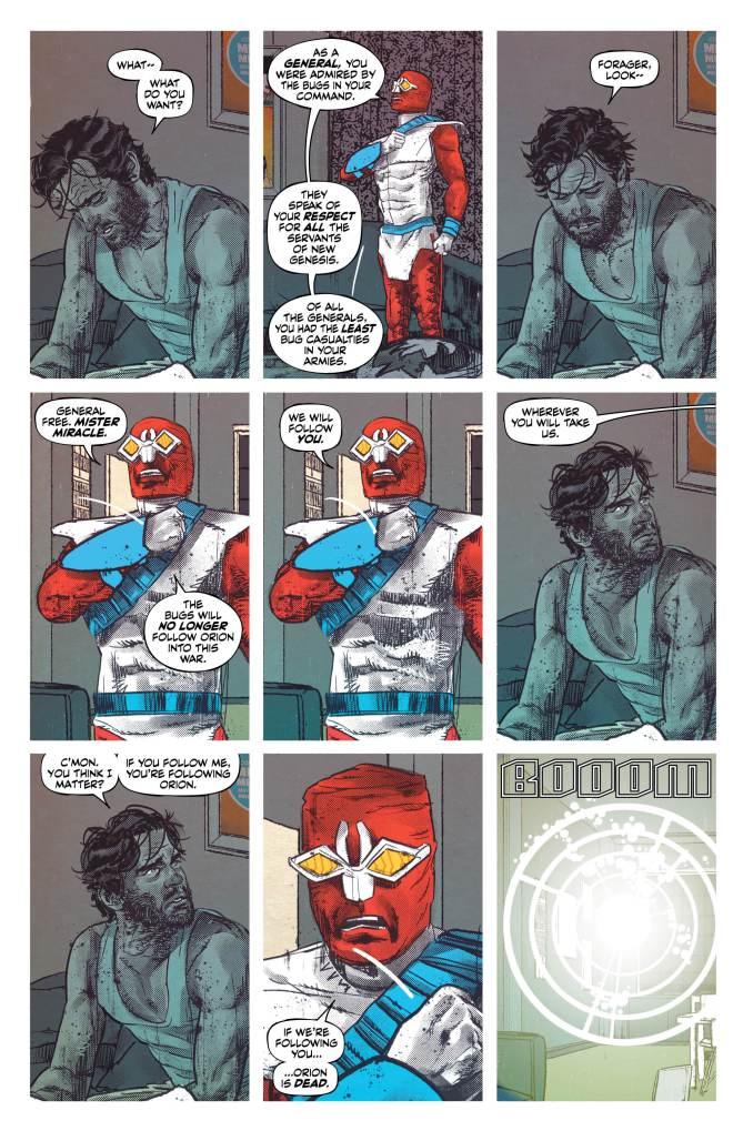Mister Miracle #3, anteprima 05