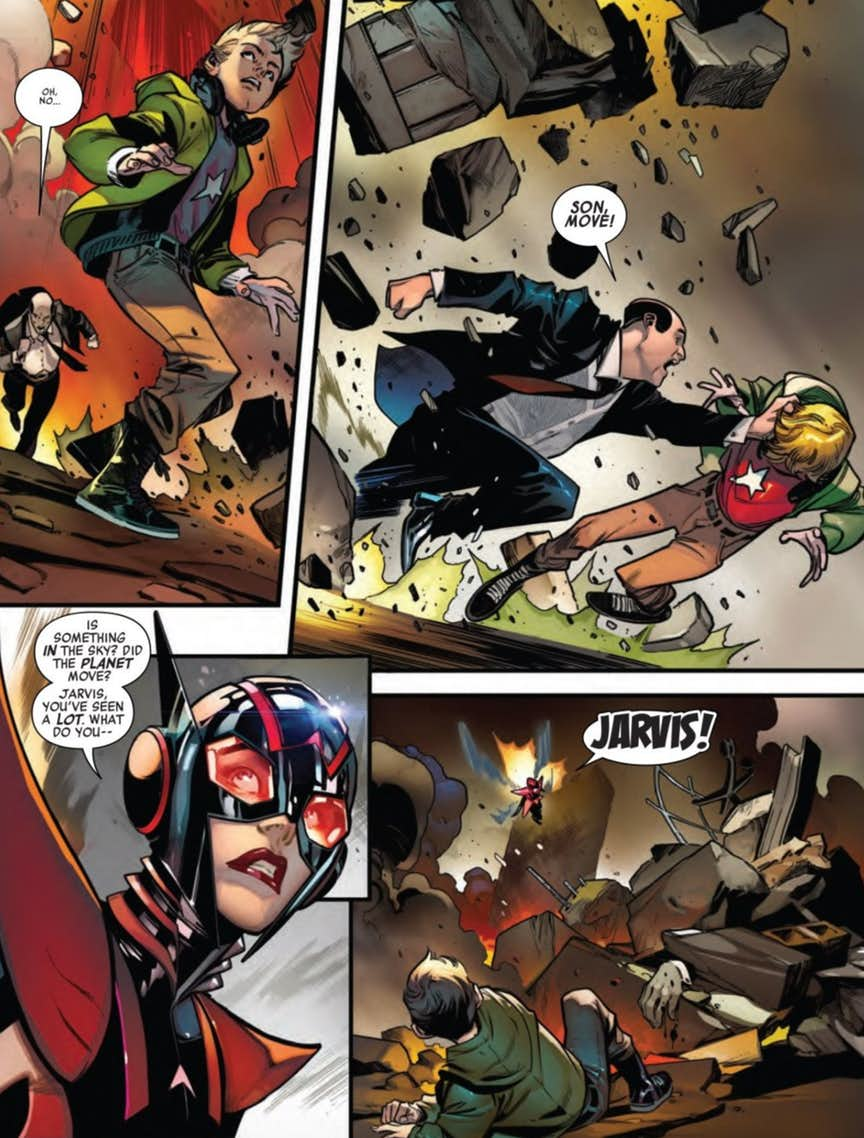 Avengers #675, anteprima 02