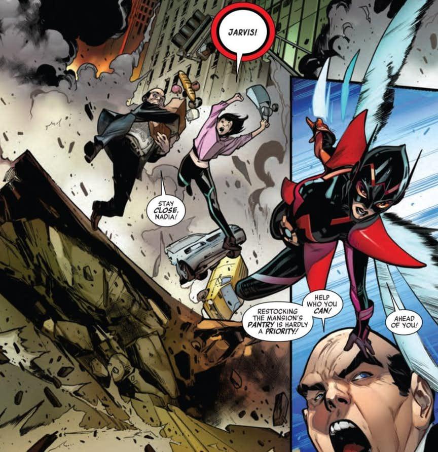 Avengers #675, anteprima 01