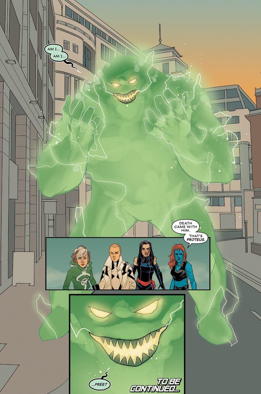 Astonishing X-Men #7, anteprima 01