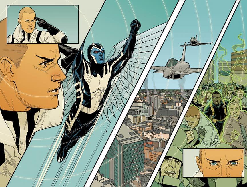 Astonishing X-Men #7, anteprima 02