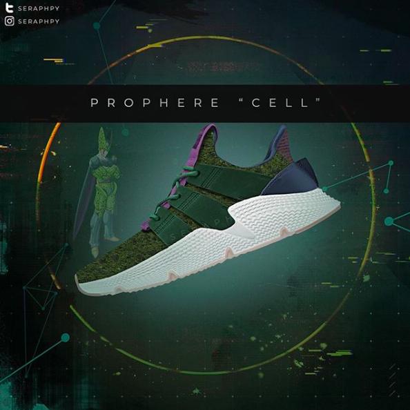 scarpe adidas dragon ball cell
