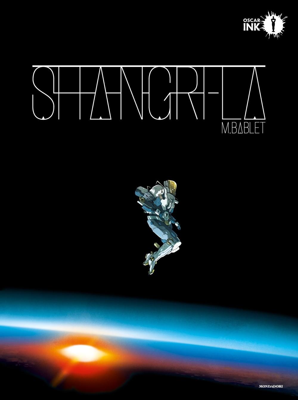 Shangri-La, copertina di Mathieu Bablet