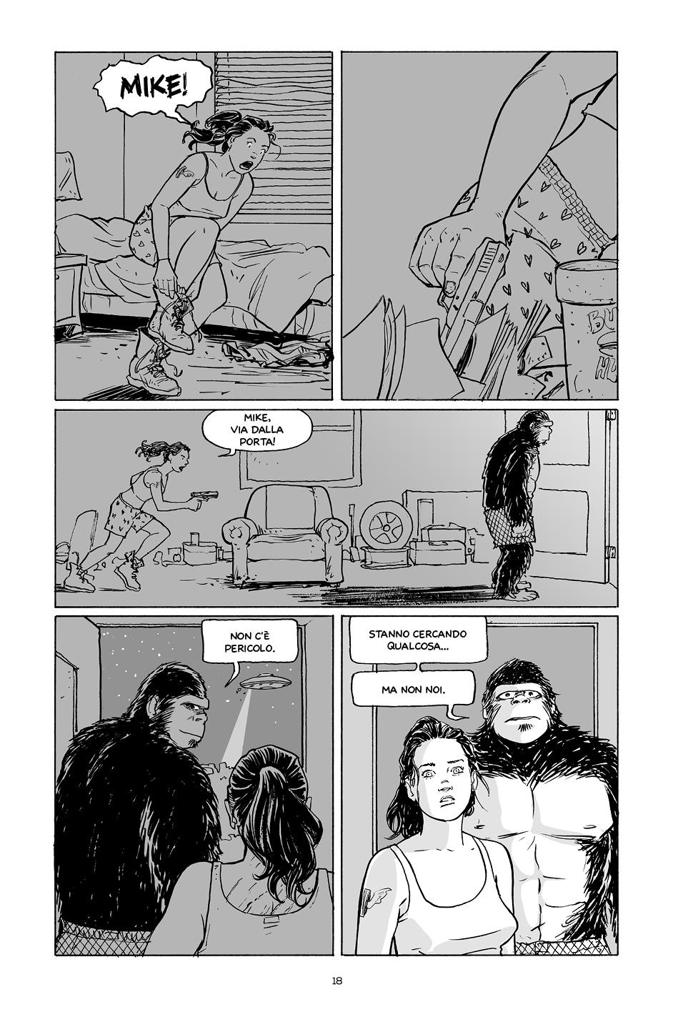 Motorgirl, pagina 18