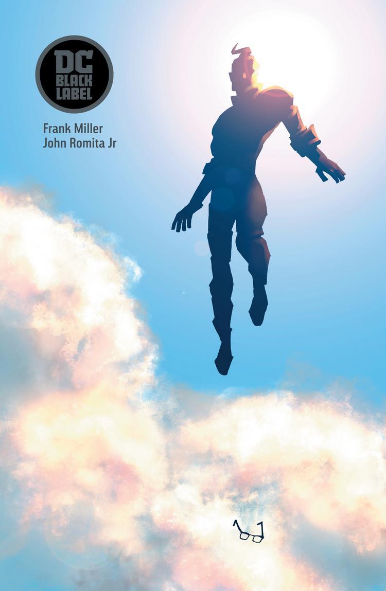 Superman: Year One, copertina di John Romita Jr.