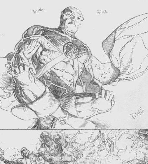 Justice League #1, anteprima 01