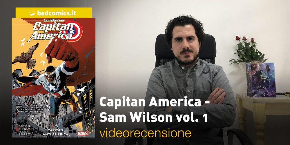 Capitan America - Sam Wilson vol. 1: Capitan Anti America