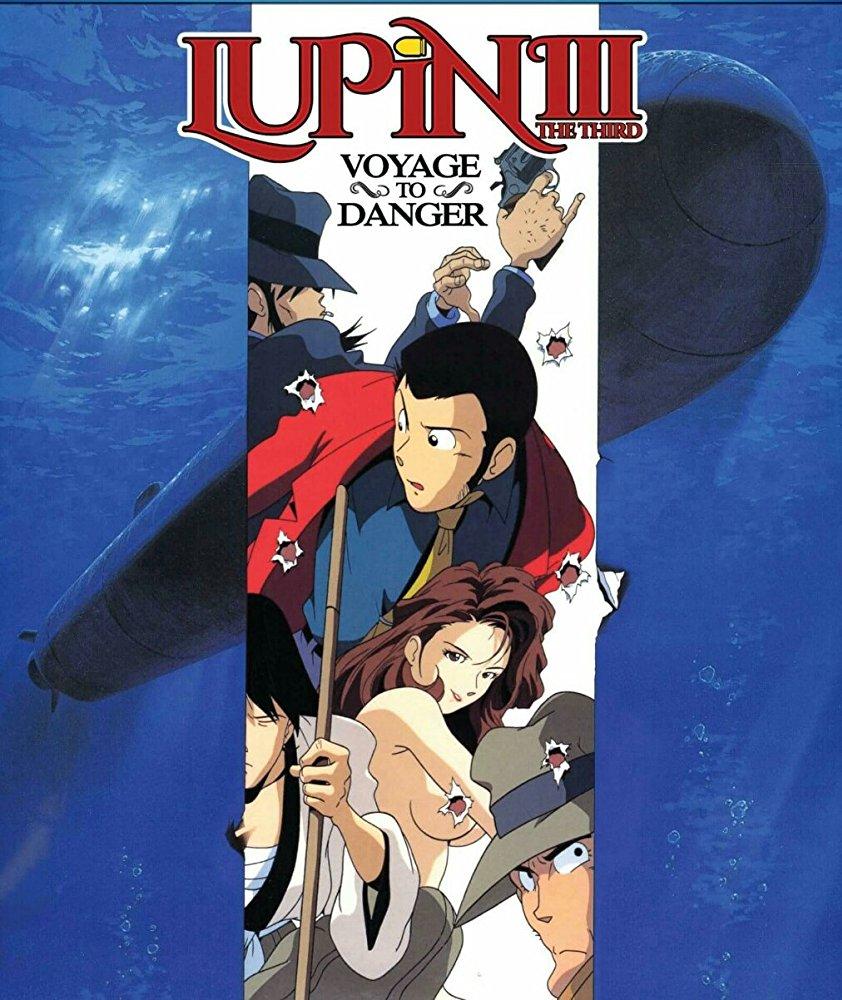 Lupin Viaggio nel Pericolo