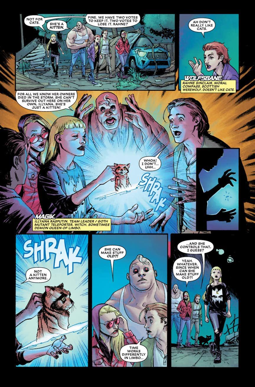 New Mutants: Dead Souls #1, anteprima 03