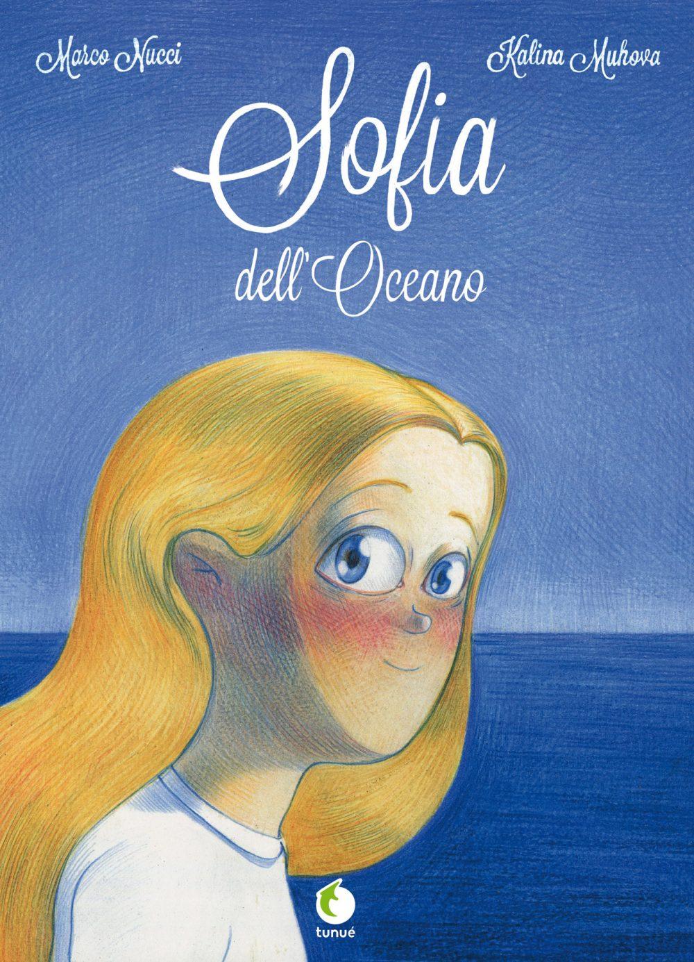 Sofia dell'oceano, copertina di Kalina Muhova