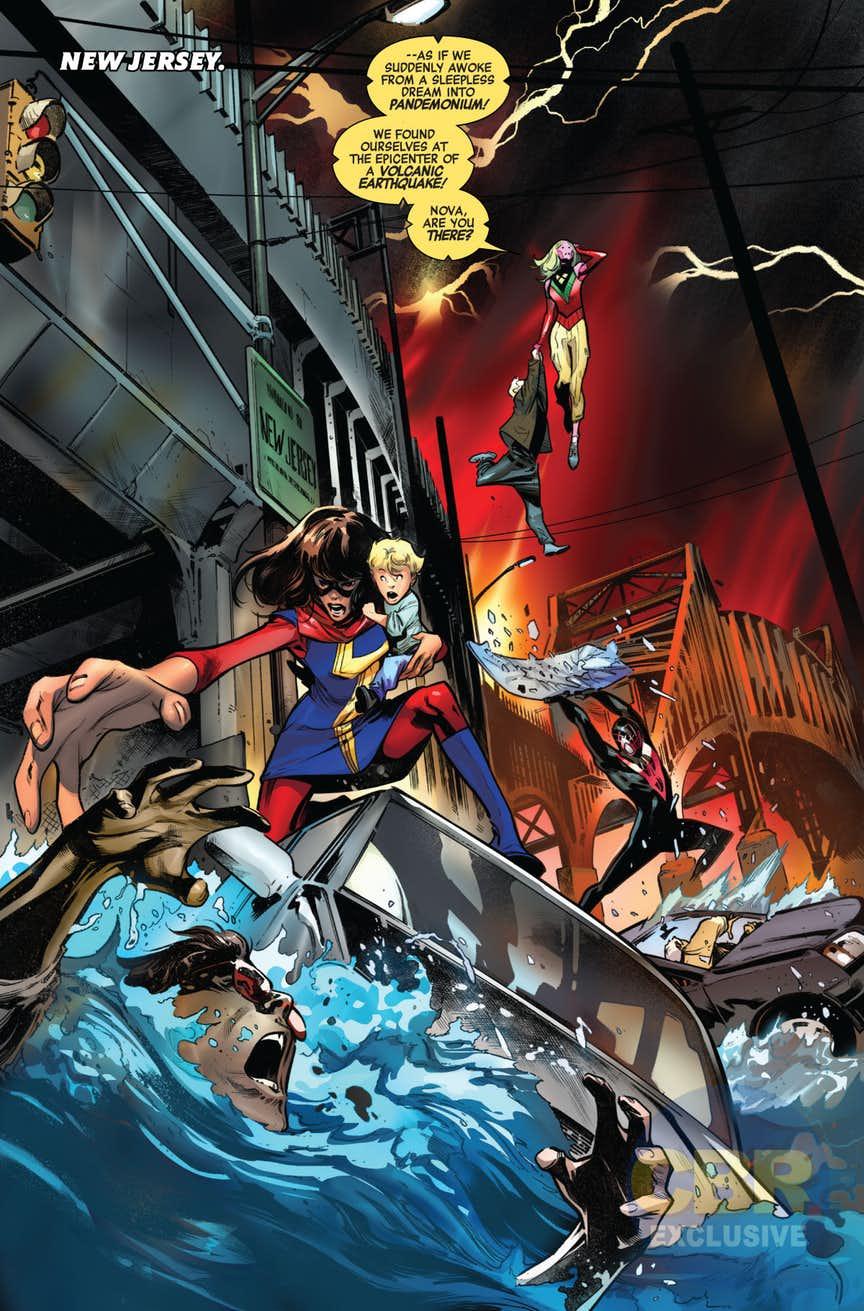 Avengers #689, anteprima 01