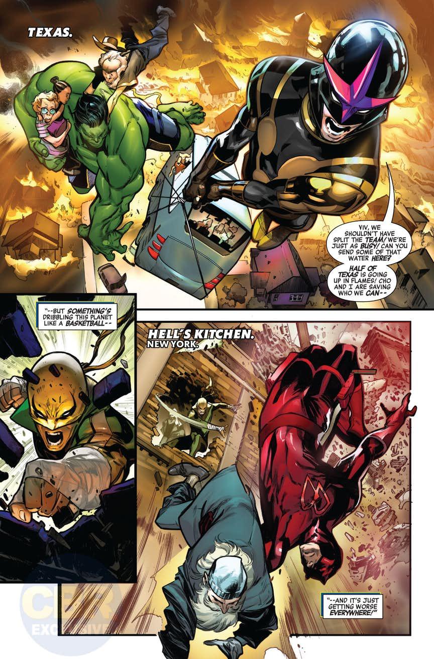 Avengers #689, anteprima 02