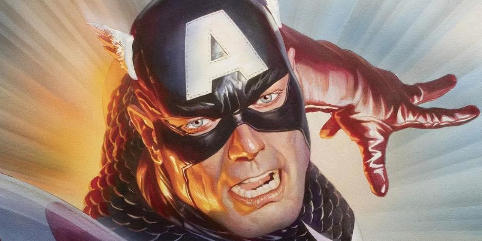 Capitan America Marvelocity