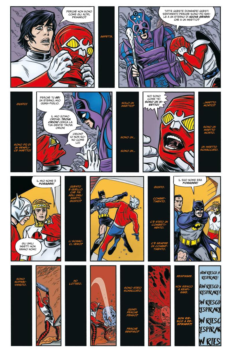 Bug!: Le avventure di Forager, anteprima 01