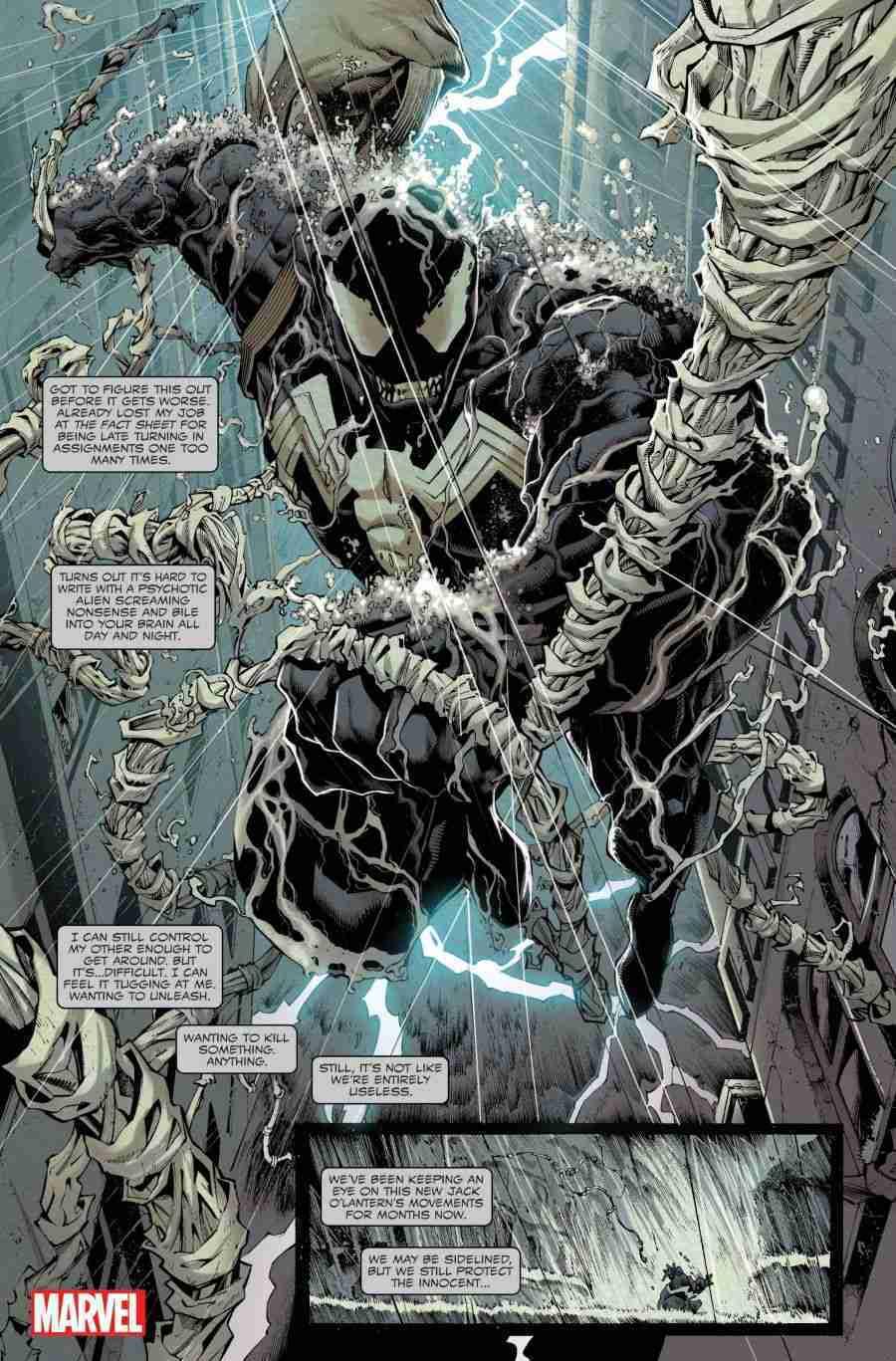 Venom #1, anteprima 04