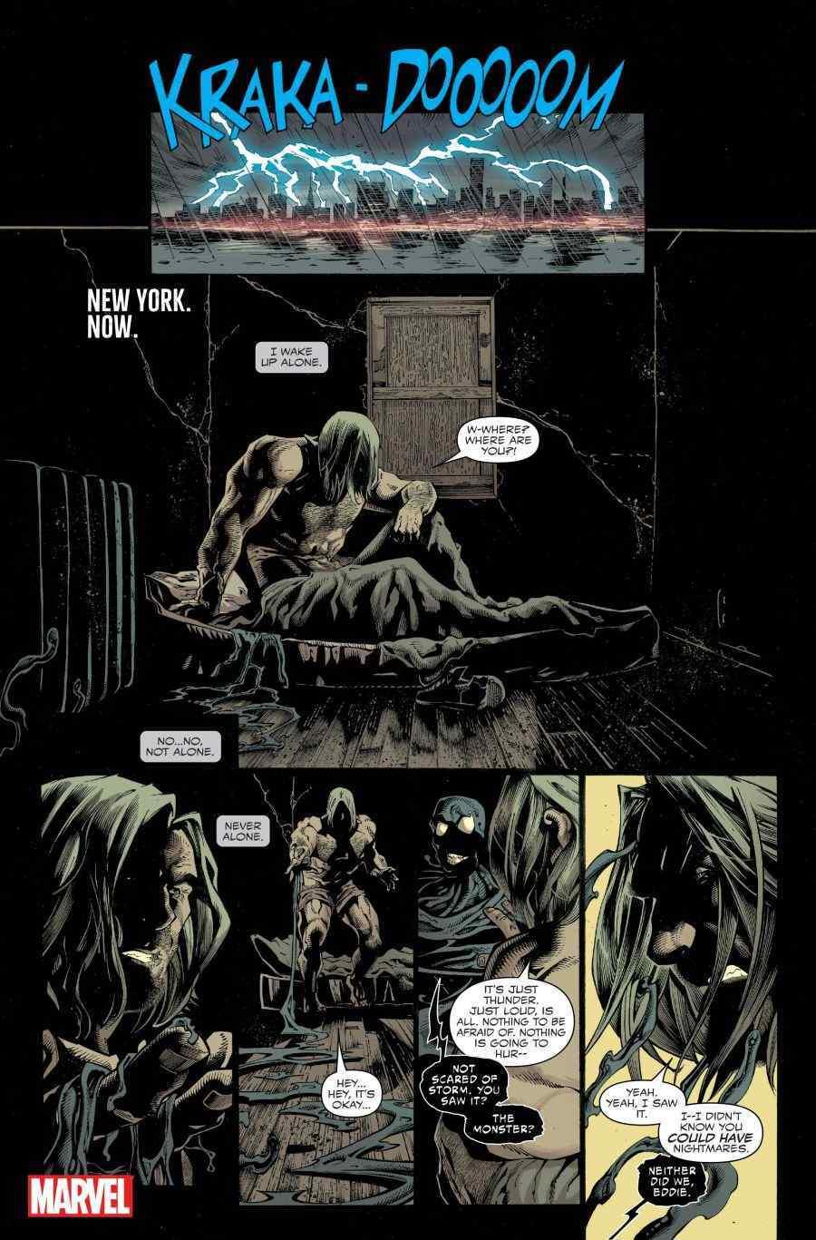 Venom #1, anteprima 03