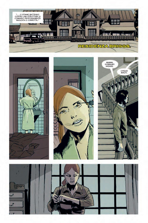 Briggs Land vol. 2: Lupi solitari, anteprima 01