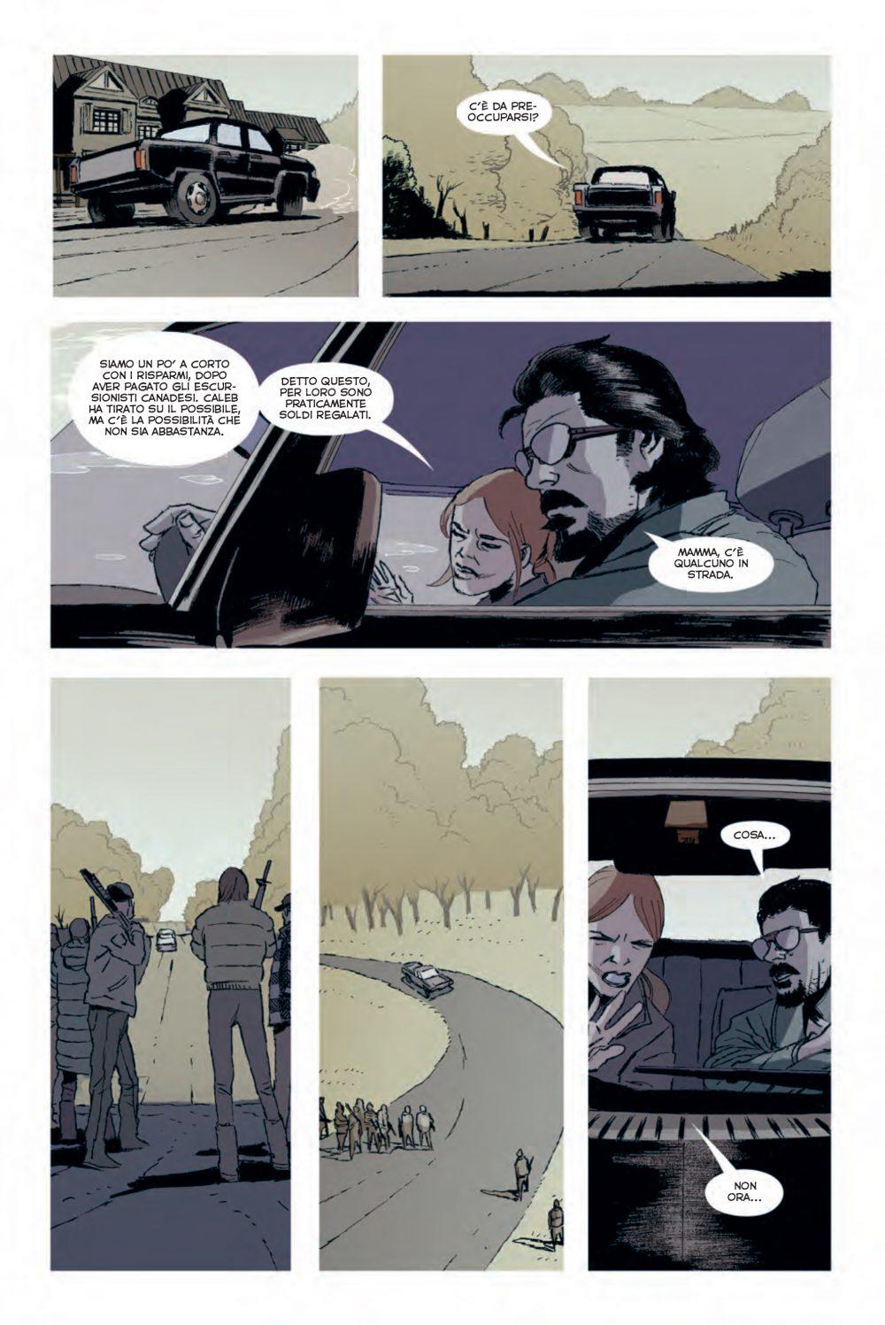 Briggs Land vol. 2: Lupi solitari, anteprima 02