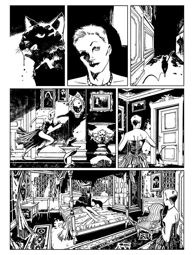 Dampyr 218: Danse Macabre, anteprima 01