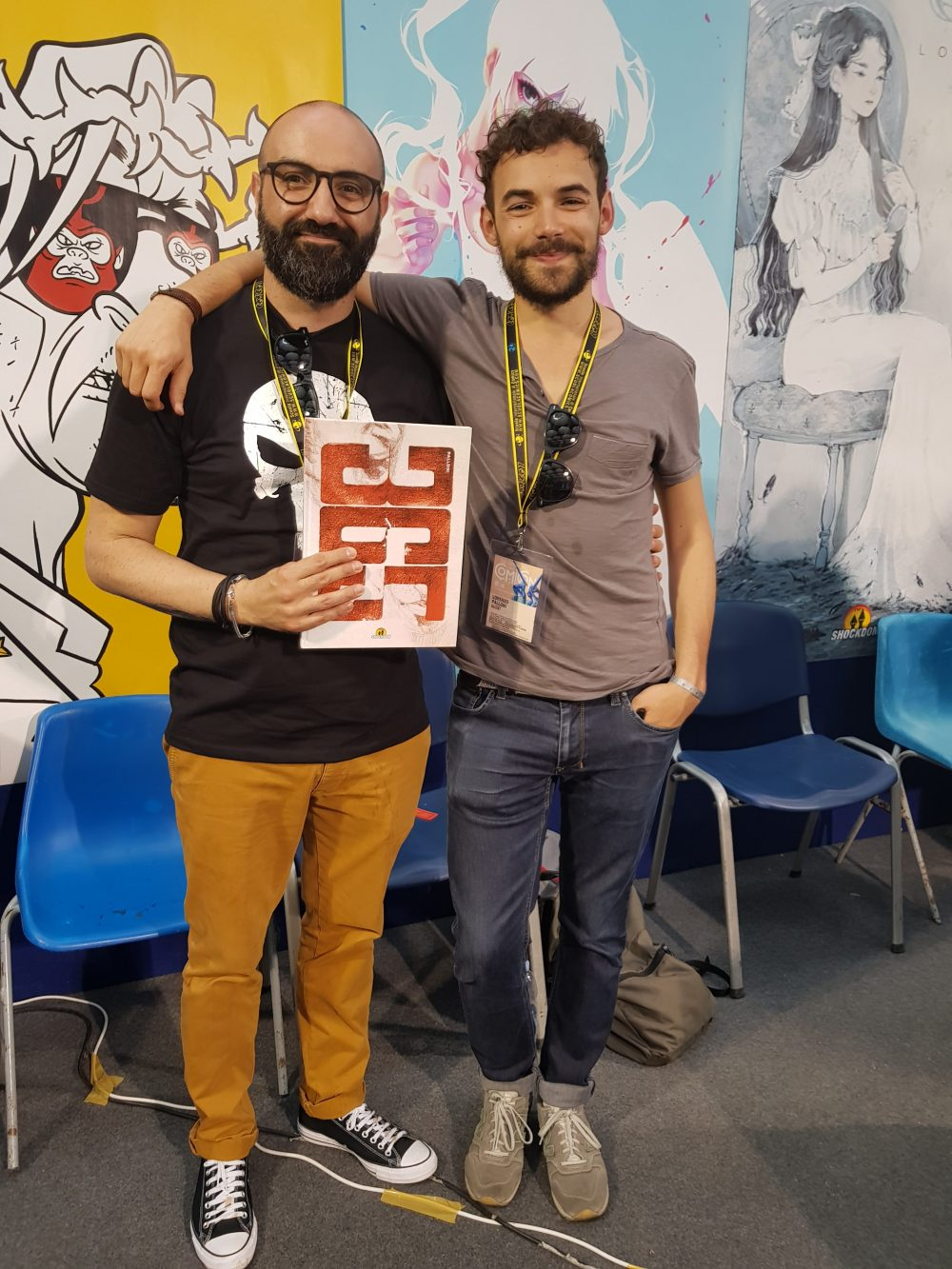 Pasquale Gennarelli e Lorenzo Palloni