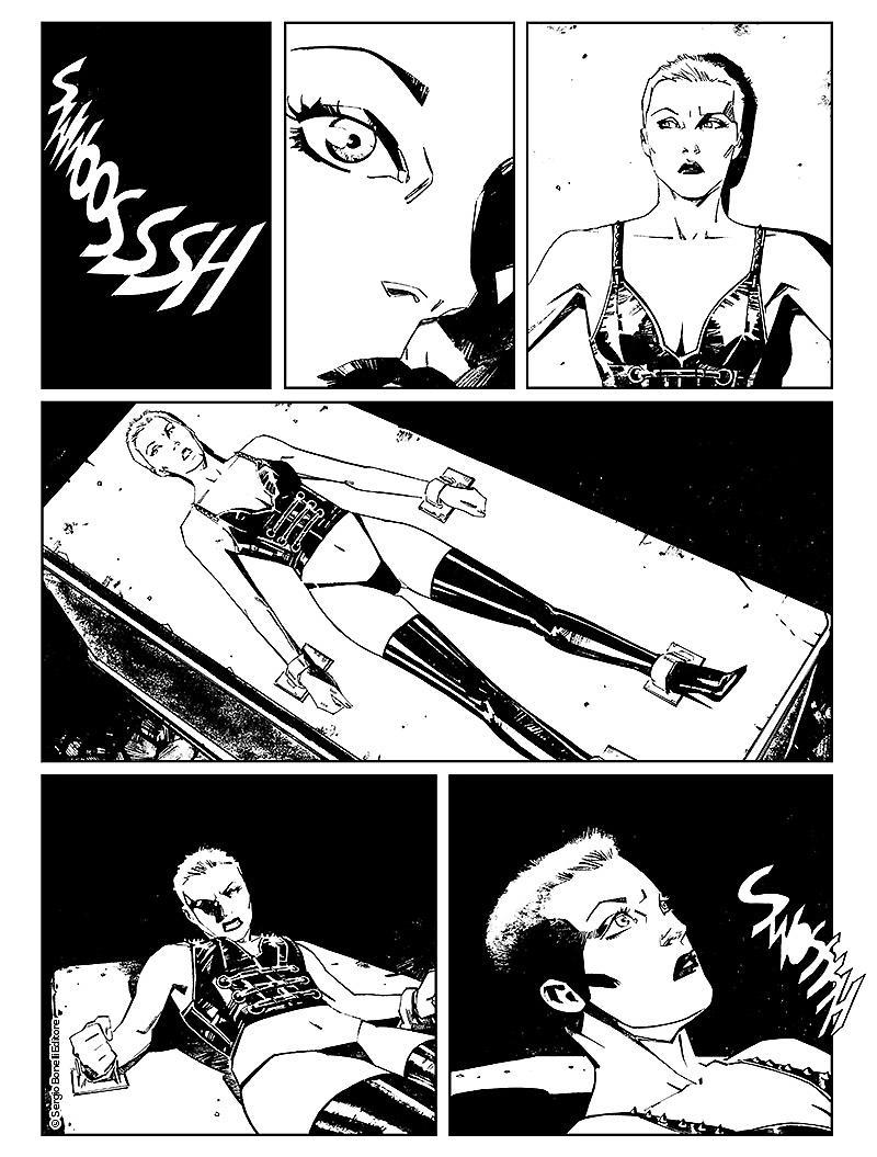 Dampyr 218: Danse Macabre, anteprima 02