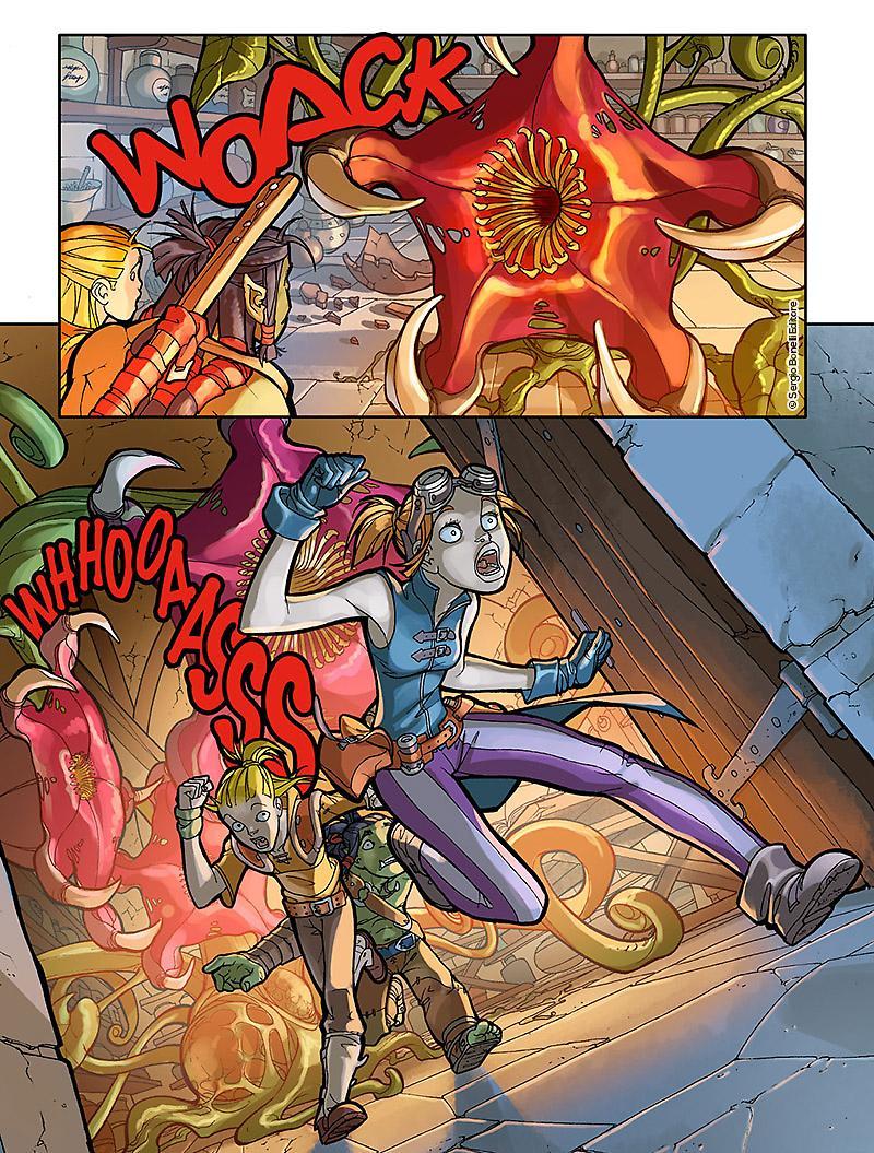 Dragonero Adventures 7, anteprima 01