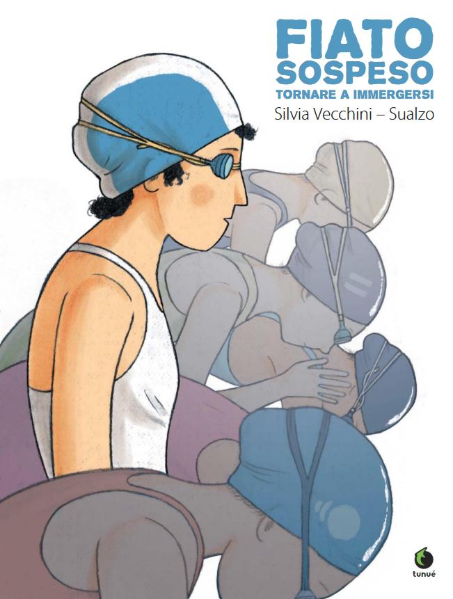 Fiato sospeso: Tornare a immergersi, copertina di Sualzo