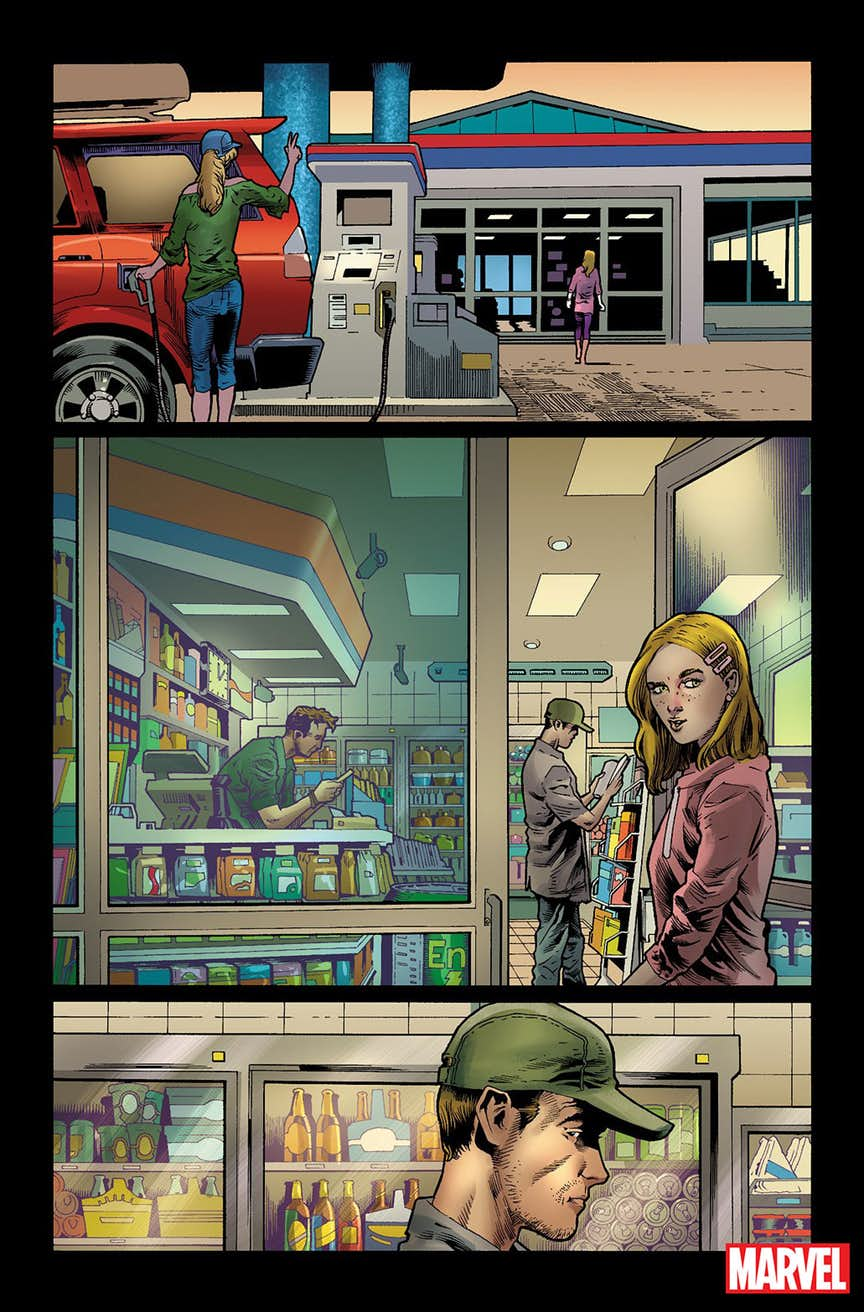 Immortal Hulk #1, anteprima 02