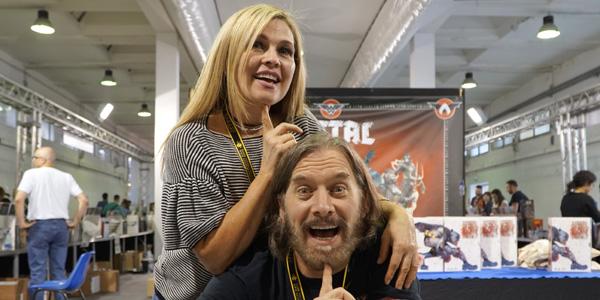 Laura e Mike Allred