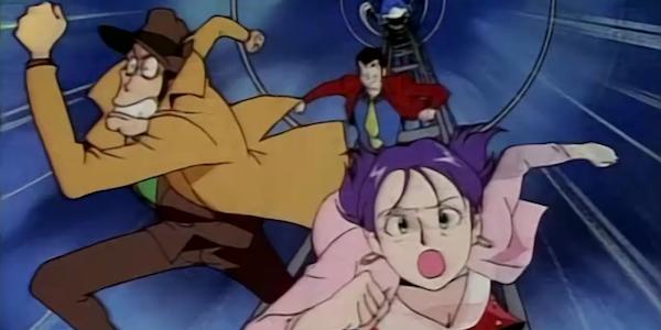 Lupin Tokyo Crisis