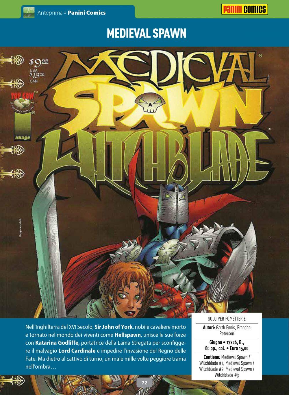 Medieval Spawn