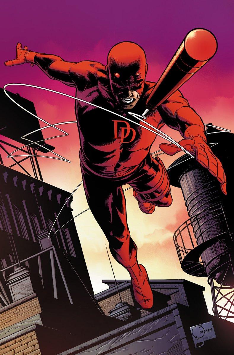 Daredevil #600, variant cover di Joe Quesada