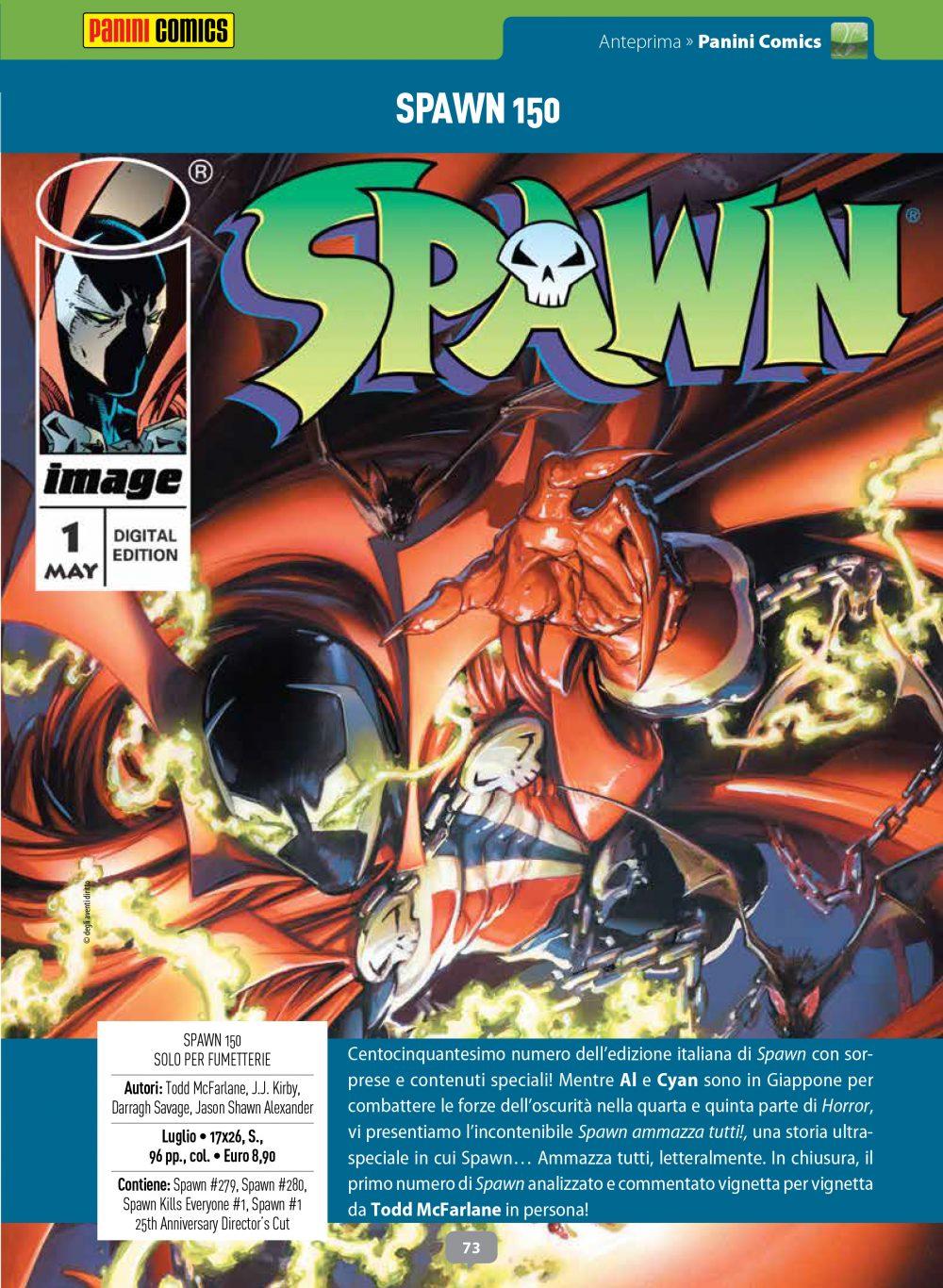 Spawn 150
