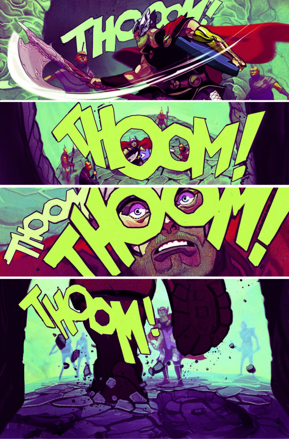 Thor #1, anteprima 03