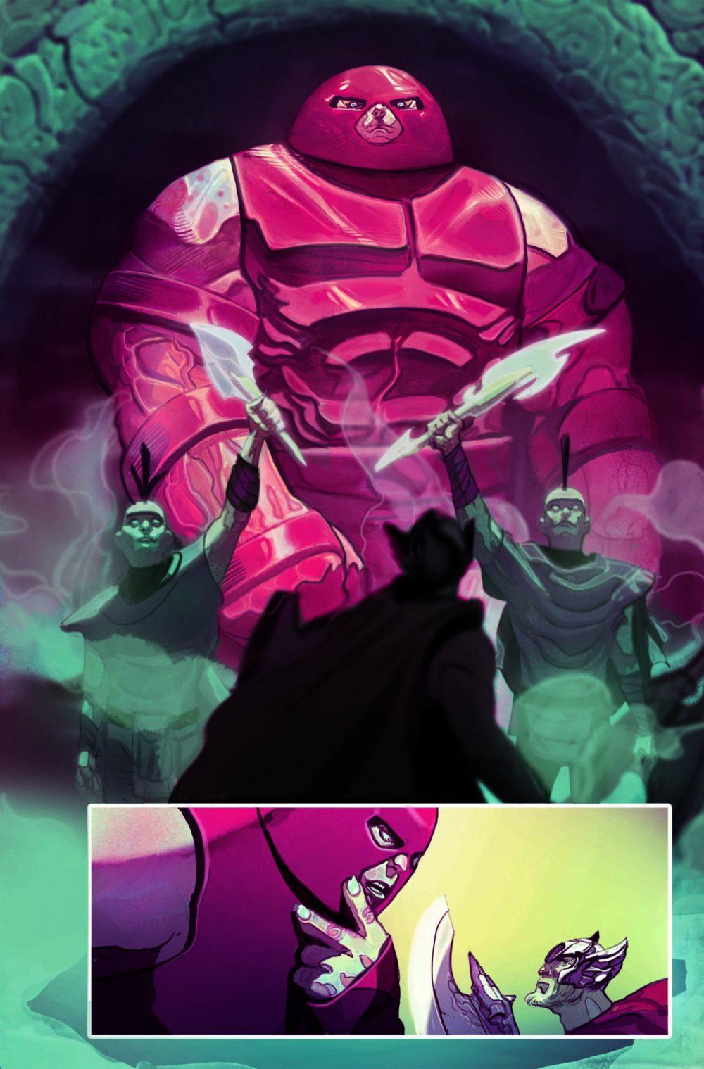 Thor #1, anteprima 04