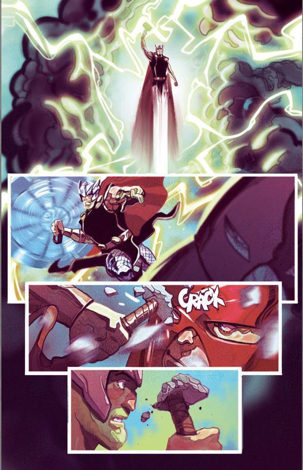 Thor #1, anteprima 05