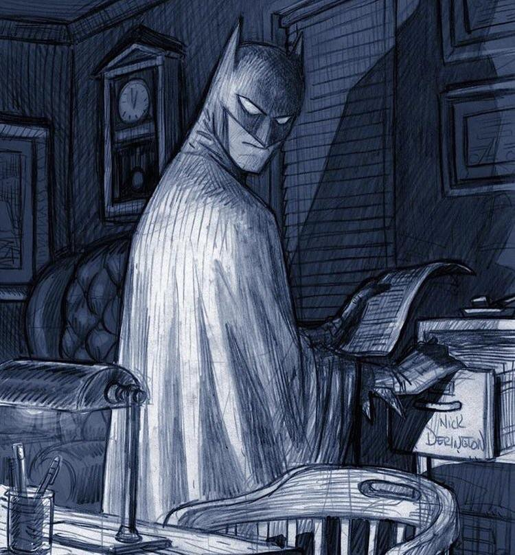 Batman di Nick Derington