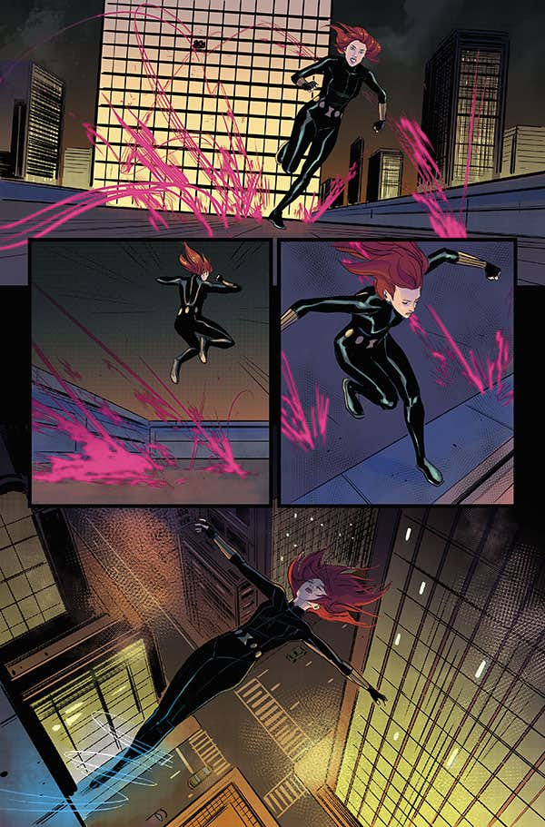 Infinity Countdown Black Widow, anteprima 01