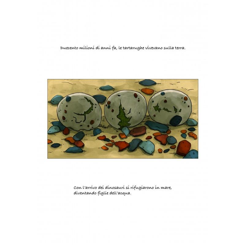 La memoria delle tartarughe marine, anteprima 01
