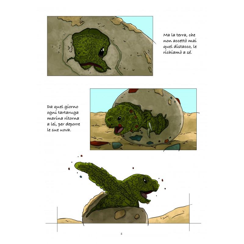 La memoria delle tartarughe marine, anteprima 02