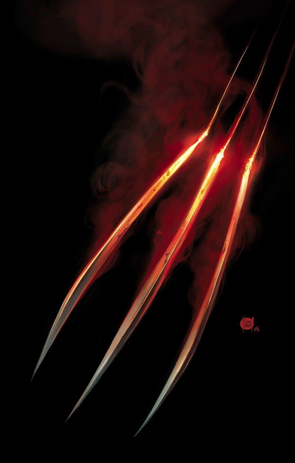 Return of Wolverine #1, variant cover di Adam Kubert
